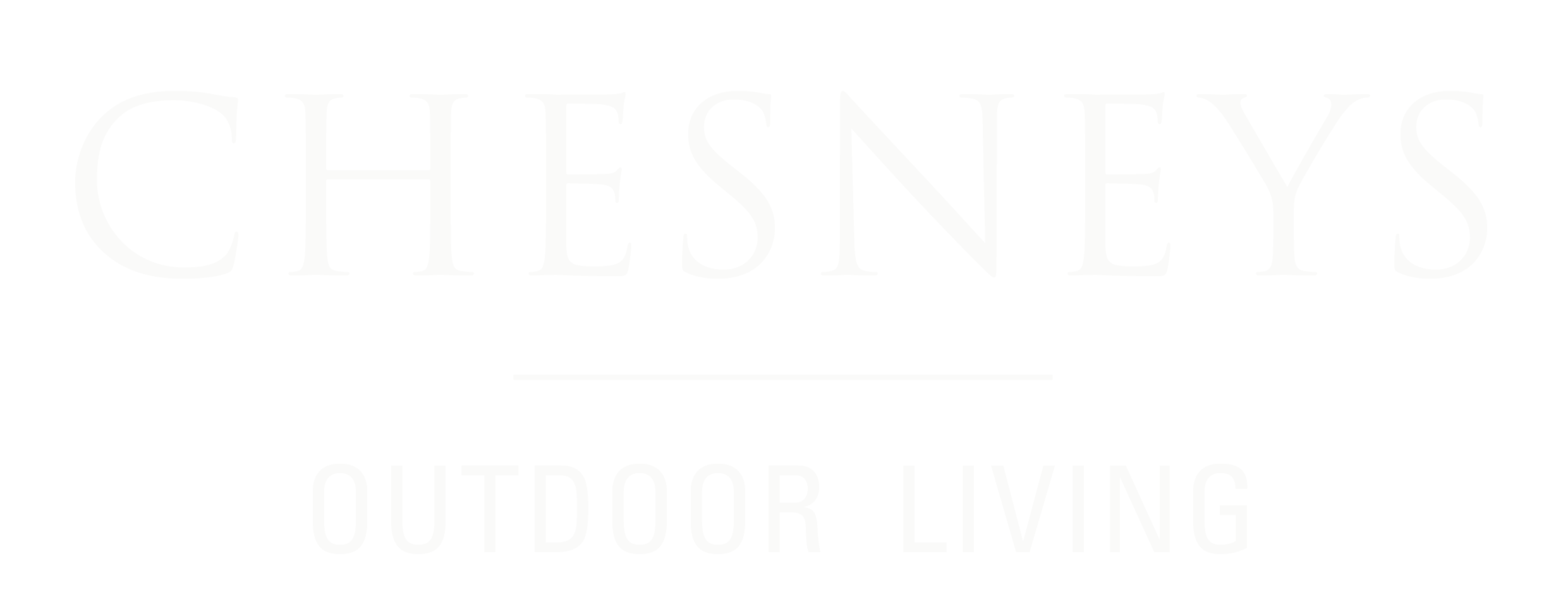 Chesneys Outdoor Living